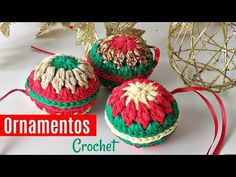 Crochet ornaments for Christmas 2017 Crochet Quilt, Crochet Art, Crochet Gifts, Crochet Dolls, Crochet Flowers, Christmas Crochet Patterns, Crochet Ornaments, Christmas Knitting, Crochet Christmas