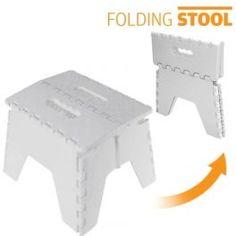 Banco Dobrável Folding Stool Folding Stool, E Design, Marketing, Furniture, Home Decor, Recherche Google, Gifts, Banquettes, Campers