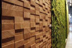 Wooden 3D Wall Panel SAFARI - MENOTTI SPECCHIA