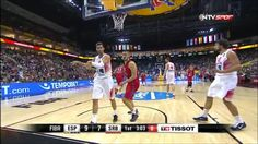 İspanya - Sırbistan EuroBasket 2015
