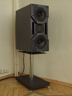 Pro Audio Speakers, Monitor Speakers, Bookshelf Speakers, Hifi Video, Speaker Stands, Speaker System, Audio Stand, Floor Standing Speakers, Speaker Box Design