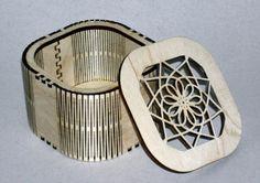 Little Birch Plywood Box by CedarStreetDesign on Etsy