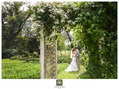 In the Distillery Garden at Historic Shady Lane (Photograph by Tessa Marie Images)