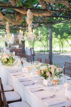 Valley wedding table decor   Deer Pearl Flowers