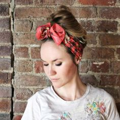 Trend I Love: 31 Scarf Hair Wraps