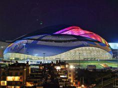 «Bolshoy» Ice Dome - LED Roof