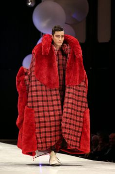 Bewear Bear! in ID Dunedin Fashion Week
