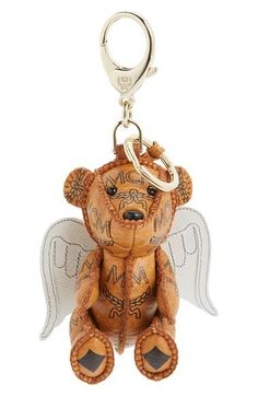 MCM Angel Bear Bag Charm available at  Nordstrom I Love Jewelry 051240eb51eb4