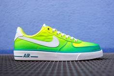 new concept 4ae21 9ccd2 Nike Air Force 1 Ac Br Qs (Turbo Green) - Sneaker Freaker. TenisCalzado PonerseAir Force 1Nike Air ForceNike Air MaxZapatillas Para ...