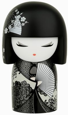 Kimmidoll-Shigemi My spirit is feisty and enthusiastic. With your passionate nature and wholehearted enthusiasm in everything you do, you share the gifts of my spirit. May you always live boldly and joyfully brightening the world with your company Momiji Doll, Kokeshi Dolls, Kokeshi Tattoo, Doll Tattoo, Art Asiatique, Asian Doll, Maneki Neko, Zen Art, Japan Design