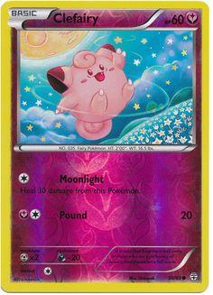 Clefairy 50/83 Pokemon TCG: Generations, Reverse Holo Pokemon Card #pokemon #pokemontcg #pokemoncards