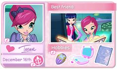 Musa and Tecna Winx Club, Old Disney, Disney Love, Teen Titans, Sailor Moon, Old My Little Pony, Barbie And Her Sisters, Techno Party, Las Winx