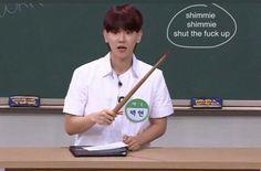 To all my annoying classmates, haha jk... HA! NOT!