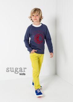 Adrian de Sugar Kids para Mango Kids