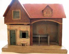 My Little Putz Farm and Antique Stable by Susan Hale - Dolls ...
