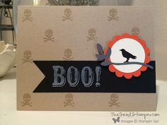 Stampin' Up! September 2014 Paper Pumpkin bonus project inspiration by Becky Gifford www.thesocialstamper.com