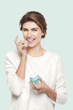 Garnier Beauty Retouch by Serkan Colak, via Behance