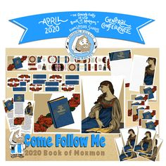 """2020 Relief Society Lesson Helps. """"The Coming Forth of the Book of Mormon"""" by Ulisses Soares.  - LatterdayVillage Relief Society Lesson Helps, Relief Society Lessons, Willis Family, Primary Lessons, Book Of Mormon, Teacher Resources, Lds, Sunday, Books"""