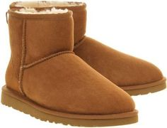UGG 'Classic Mini Serein' Genuine Shearling Boot (Women) available at #Nordstrom