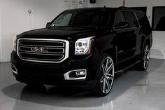 2015 GMC Yukon XL on 28 ...