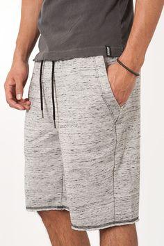 Pantalones cortos deportivos para Hombre Raw Edge Jogger Marca find