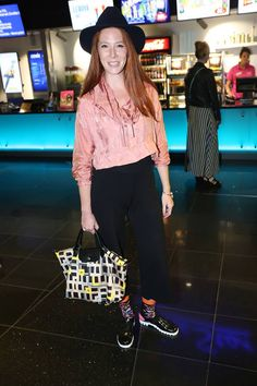 tshirt/Adidas by Stella McCartney, hat, trouses/LINDEX, shoes/JuJu shoes, socks/HappySocks, bag/Longchapm, jewelry/Trollbeads