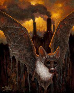 The Bat Escapes - Chet Zar