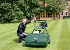 78 Best Allett Mowers images in 2019 | Rotary mower, Famous