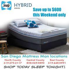 sealy hybrid mattress sale san diego mattress store locations