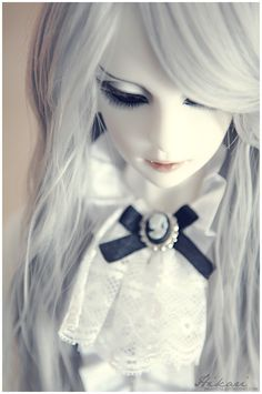 White and soft by Valandill on deviantART
