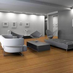 Piso Laminado Eucafloor Prime 7mm x 19,7cm x 1,35m (m²) Carvalho