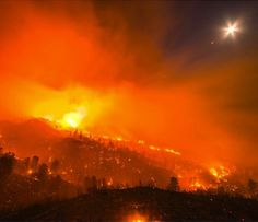 Weekend Diversion: The Horror And Beauty of California's Wildfires — Starts With A Bang! — Medium