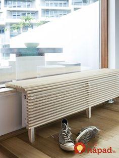 cache radiateur – … – - Decoration For Home Decor, Furniture, Living Room Decor Furniture, Furniture Decor, Radiator Cover, Home Decor, House Interior, Home Deco, Furniture Design