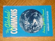 #DIKW The Global Commons: Harlan Cleveland: 9780819178367: Amazon.com: Books