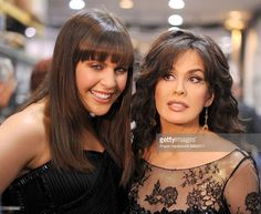 News Photo : Musicians Hillary Scott and Marie Osmond...