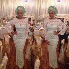 Iya Eko - bunniebeesfabrics fadillaswedding asoebi