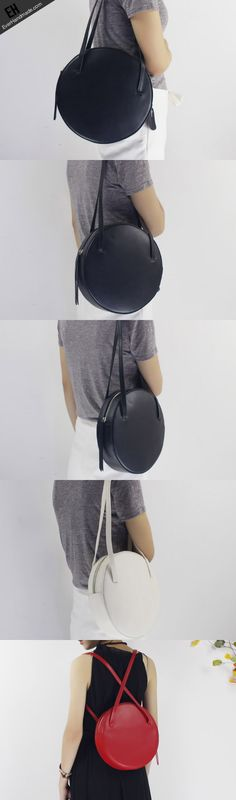 Genuine Leather handbad shoulder bag blue black for women leather shopper bag