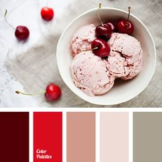 burgundy and gray colors, dark gray color, dark-red color, gray and burgundy colors, gray and red colors, maroon and red colors, maroon color, red and burgundy colors