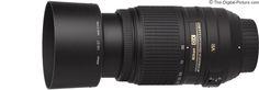 Nikon 55-300mm f/4.5-5.6G AF-S DX VR Lens.  For more images and information on camera gear please visit us at www.The-Digital-Picture.com