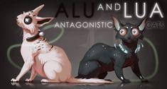 [CLOSED] Adopt auction - ALU and LUA by quacknear