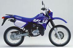 Yamaha DT 125! We love it!