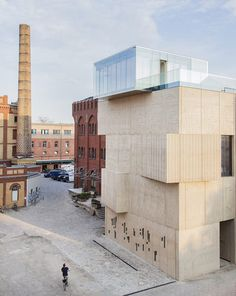 Museum for Architectural Drawing by SPEECH Tchoban/Kuznetsov