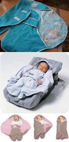 Конверт-одеялко для новорожденных 'Babynomade' Red Castle