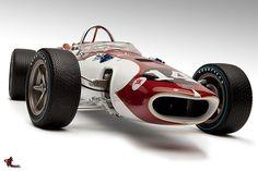 Carousel 1 Aar Eagle Indy 500 1966