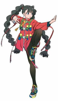 Pin de line en 二 次 元 en 2019 manga art, character design y anime art. Female Character Design, Character Design References, Character Concept, Character Art, Animation Character, Character Sketches, Art Anime, Manga Art, Poses References