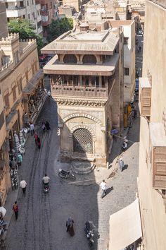 Sabil-Kuttab of Katkhuda Cairo Egypt