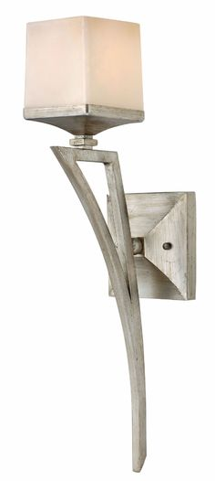 "Kitchen Sconce by Ref. Qty:2. Hinkley Lighting - FR49190SLF. 6""W x 24.5""H. 8.5""ext."