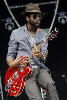 Gary Clark Jr To Join The Rolling Stones Onstage In Brooklyn | Official Gary Clark Jr - garyclarkjr.com