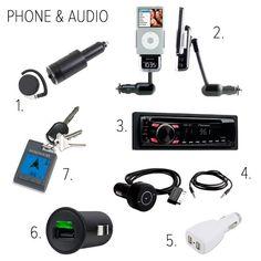 Great car gadgets......