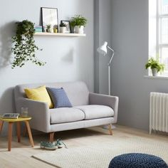 Cool 55 Comfy Sofa Design Ideas For Your Living Room. Living Pequeños, Living Room Grey, Living Room Sets, Interior Design Living Room, Living Room Designs, Modern Small Living Room, Most Comfortable Sofa Bed, Comfy Sofa, Sofa Design
